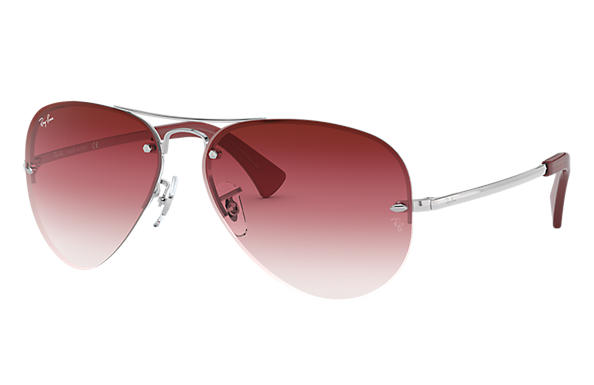 2be3fd92a4 Ray-Ban RB3449 Gold - Metal - Pink Lenses - 0RB3449001 E459