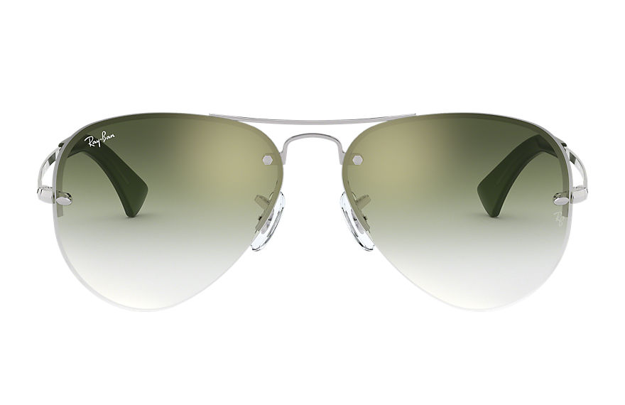 Ray-Ban  sunglasses RB3449 UNISEX 003 rb3449 银色 8053672997095