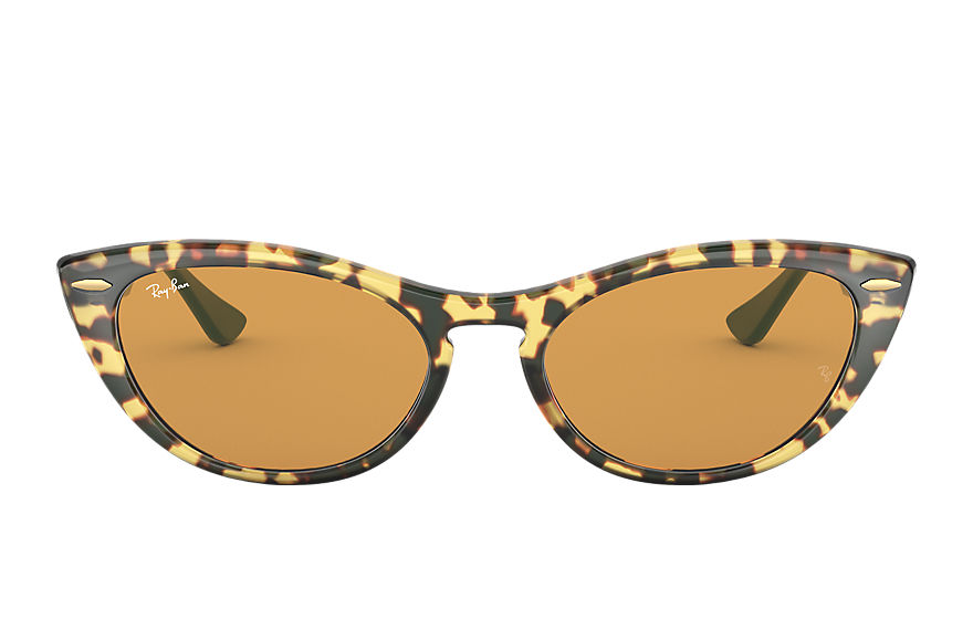 Ray-Ban  sunglasses RB4314N FEMALE 006 nina kraviz x ray ban studios yellow havana 8053672998450