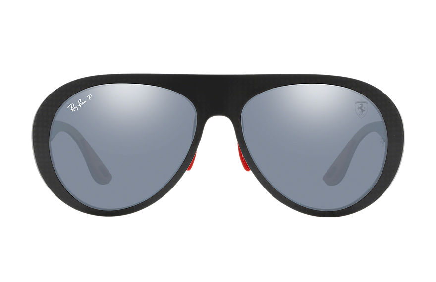 Ray-Ban  sunglasses RB8321M MALE 001 scuderia ferrari italy limited edition staalgrijs 8053672998511