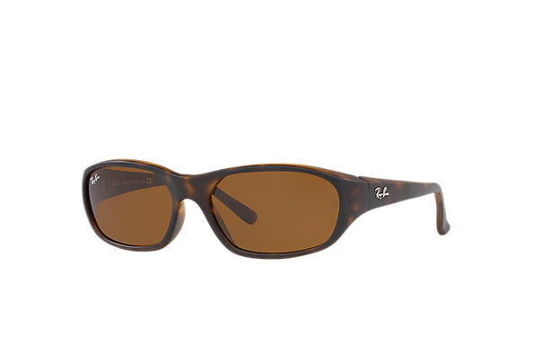 Ray-Ban DADDY-O II Tortoise with TRANSPARENT DEMO LENS lens