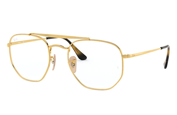 Ray-Ban 0RX3648V-MARSHAL OPTICS Oro OPTICAL