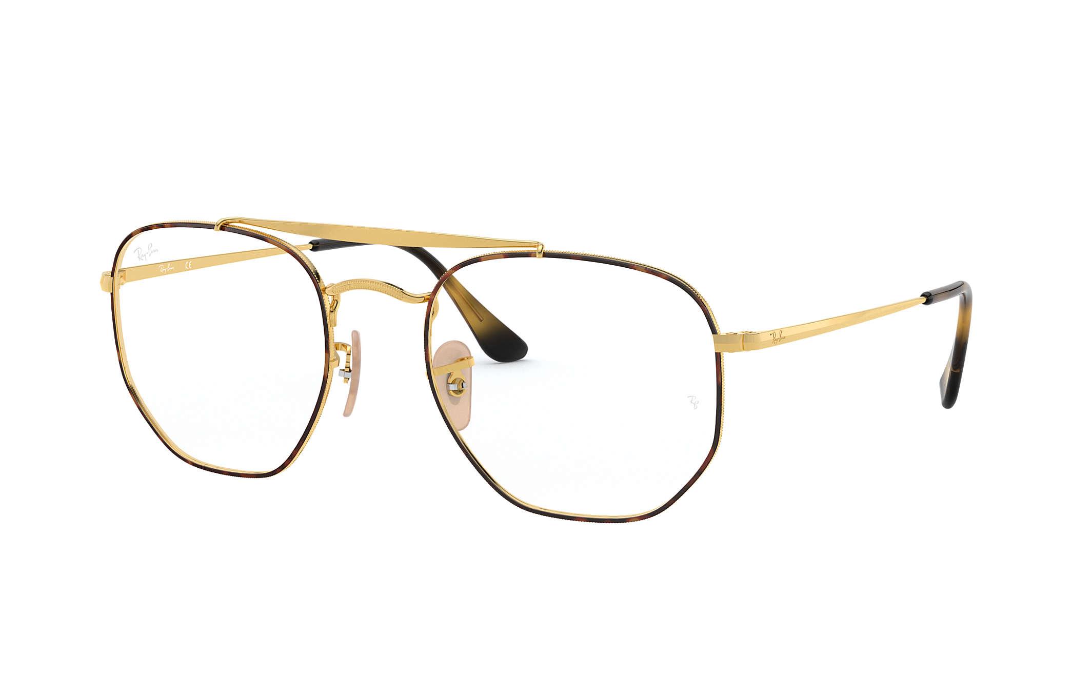 746019ef04 Ray-Ban prescription glasses Marshal Optics RB3648V Tortoise - Metal ...