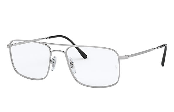 Ray-Ban 0RX6434-RB6434 Silber OPTICAL