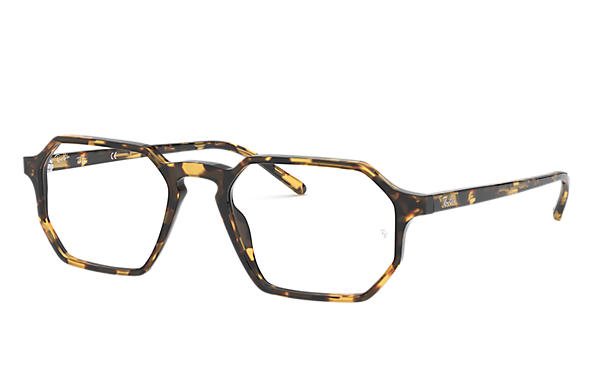 Ray-Ban 0RX5370-RB5370 Yellow Havana OPTICAL
