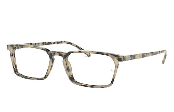 Ray-Ban 0RX5372-RB5372 Beige Havana OPTICAL