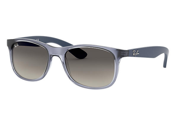 Ray-Ban Sunglasses RJ9062S Blue with Grey Gradient lens