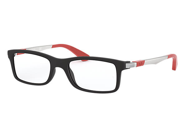 Ray-Ban 0RY1588-RB1588 Black; Silver OPTICAL