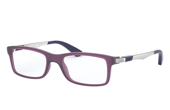 Ray-Ban 0RY1588-RB1588 Violet; Silver OPTICAL