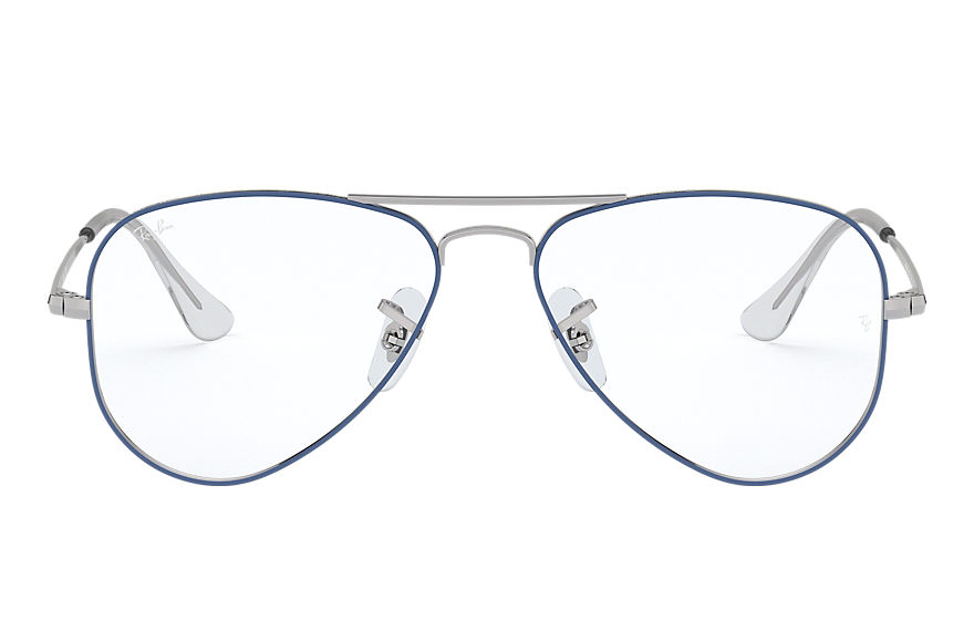 Ray-Ban  eyeglasses RY1089 CHILD 003 aviator junior optics light blue 8056597014007