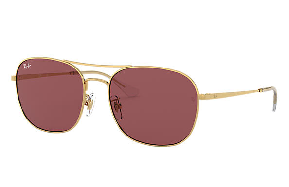 Ray-Ban 0RB3613D-RB3613D Gold SUN