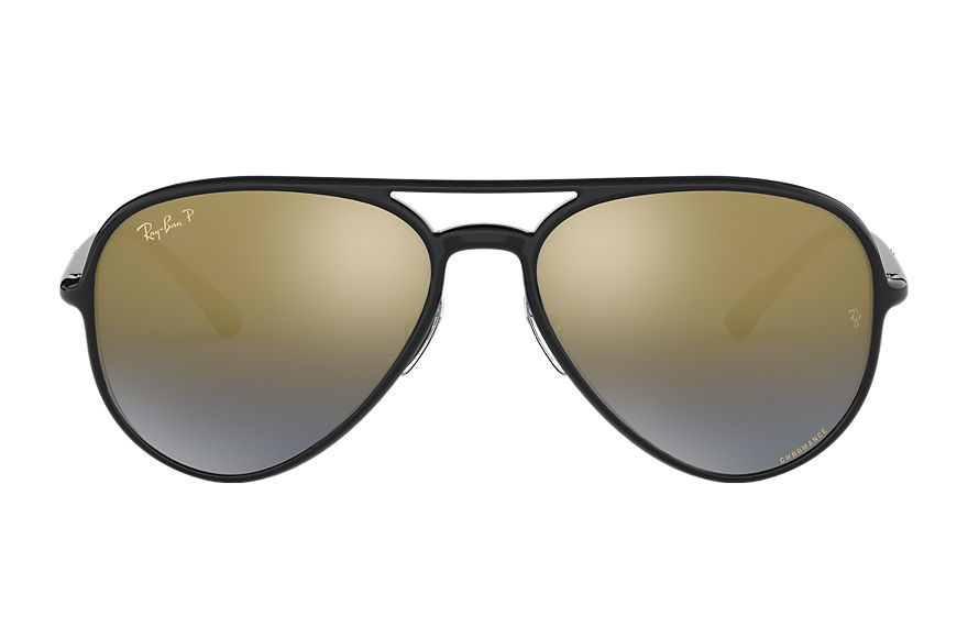 Ray-Ban  sunglasses RB4320CH UNISEX 001 rb4320ch chromance black 8056597017367