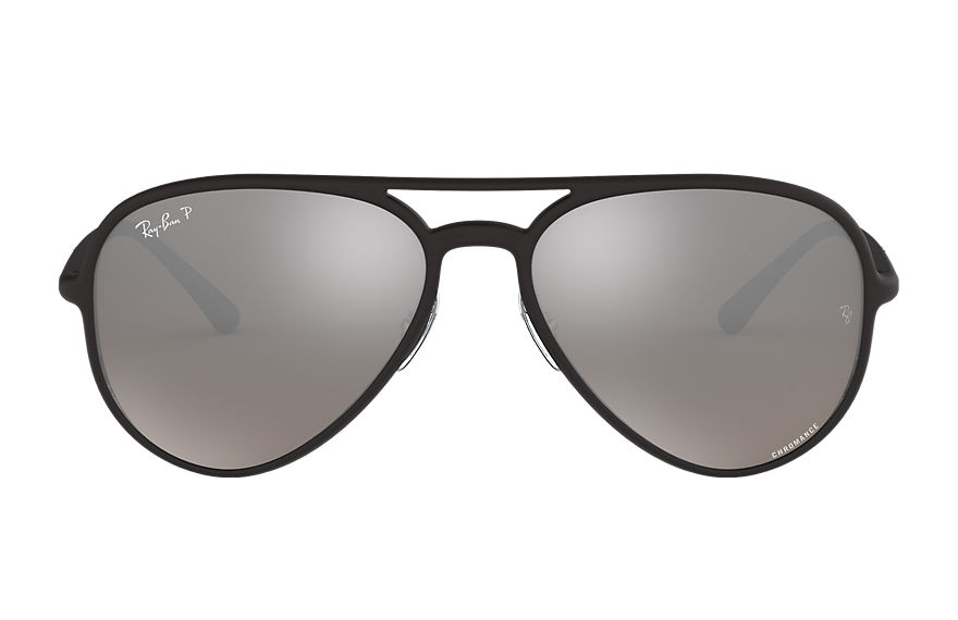 Ray-Ban  sunglasses RB4320CH UNISEX 002 rb4320ch chromance black 8056597017381