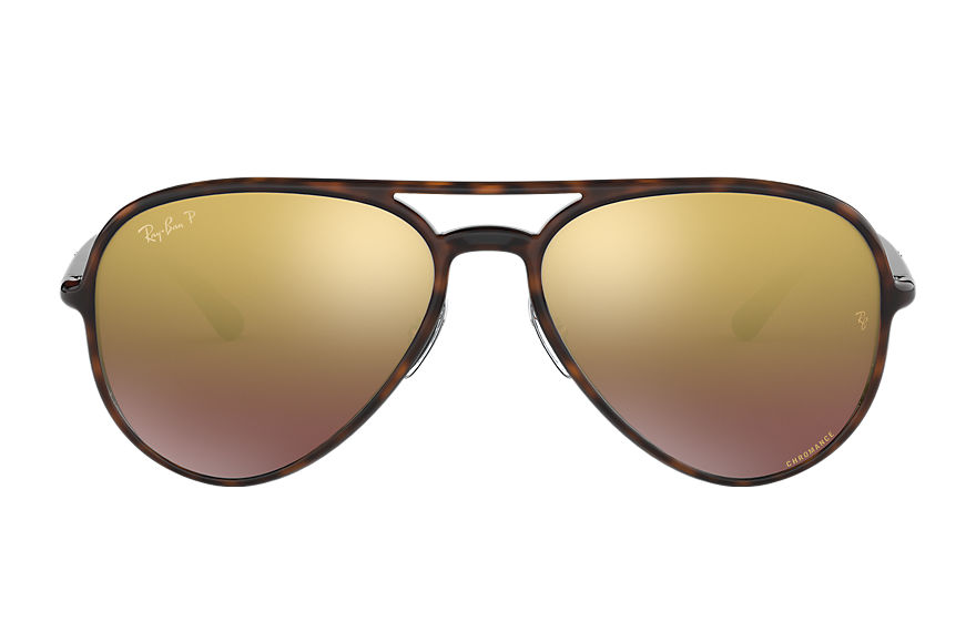 Ray-Ban  sunglasses RB4320CH UNISEX 003 rb4320ch chromance 호피색 8056597017398