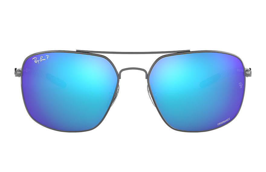 Ray-Ban  sunglasses RB8322CH MALE 004 rb8322 chromance staalgrijs 8056597017466