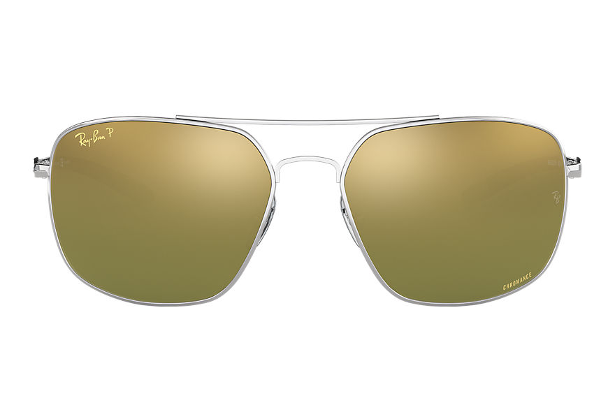 Ray-Ban  sunglasses RB8322CH MALE 002 rb8322 chromance zilver 8056597017503