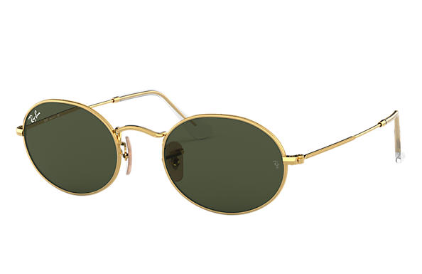 Ray-Ban 0RB3547-OVAL Or SUN