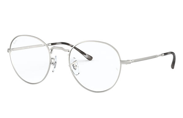 Ray-Ban 0RX3582V-ROUND METAL OPTICS II Silver OPTICAL