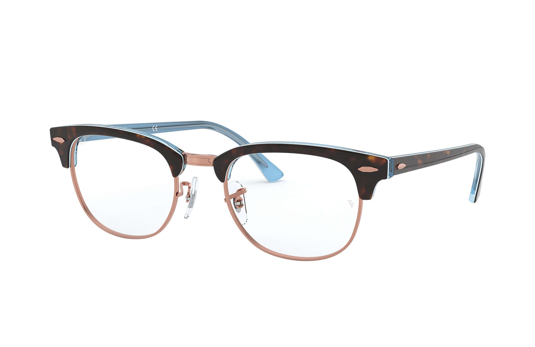 Ray Ban eyeglasses Clubmaster Optics RB5154 Tortoise