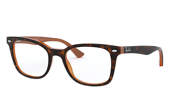 Ray-Ban 0RX5285-RB5285 Tartaruga,Marrone OPTICAL