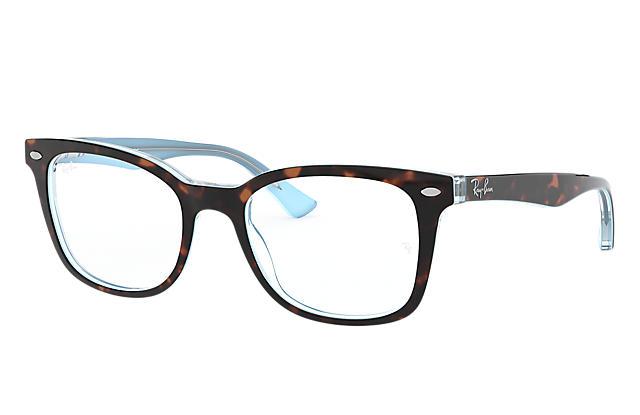 1e1f78b864 Ray-Ban eyeglasses RB5285 Black - Acetate - 0RX5285203453