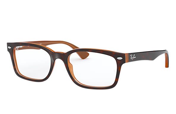Ray-Ban 0RX5286-RB5286 Tortoise,Brown OPTICAL