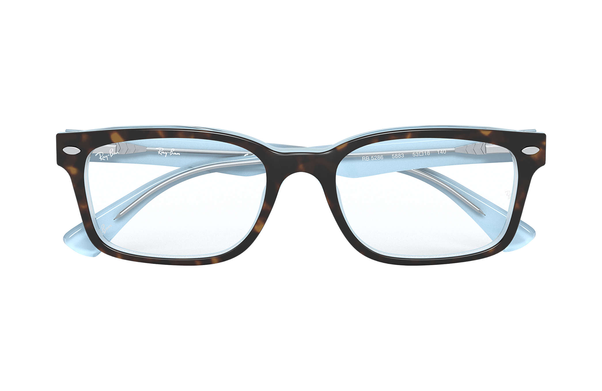 94dcd85f90d Ray-Ban prescription glasses RB5286 Tortoise - Acetate ...
