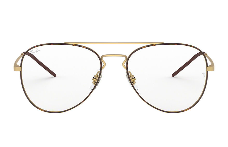 Ray-Ban  eyeglasses RX6413 MALE 002 rb6413 玳瑁色 8056597026437
