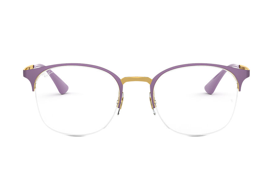 Ray-Ban  eyeglasses RX6422 CHILD 008 rb6422 紫罗兰色 8056597027182