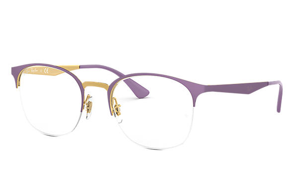 Ray-Ban 0RX6422-RB6422 Violet,Goud OPTICAL