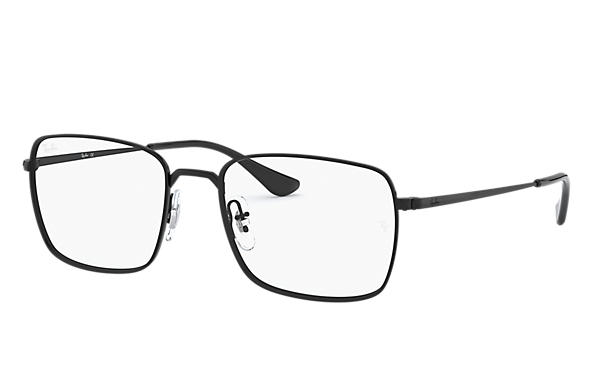 Ray-Ban 0RX6437-RB6437 Preto OPTICAL