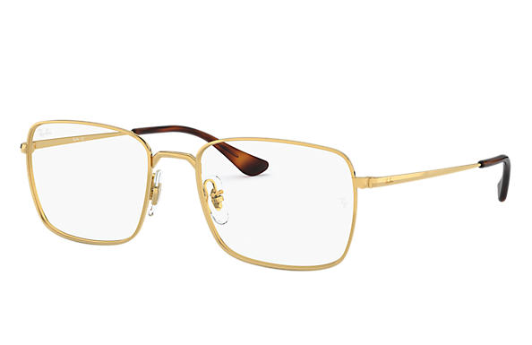 Ray-Ban 0RX6437-RB6437 Oro OPTICAL