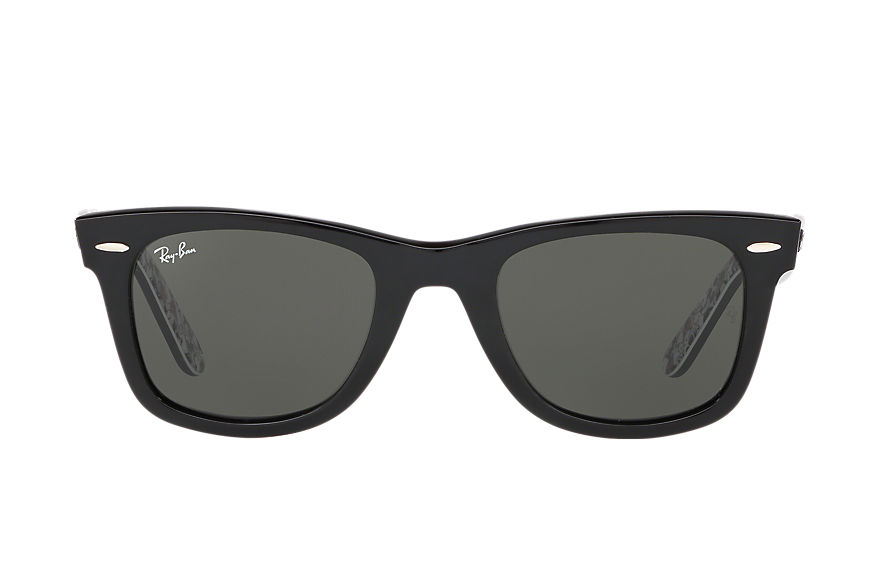 Ray-Ban Sunglasses RAY-BAN_X_DISNEY Black with Green Classic G-15 lens
