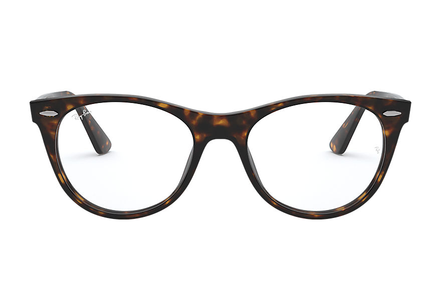 Ray-Ban  occhiali da vista RX2185V MALE 002 wayfarer ii optics tortoise 8056597035170
