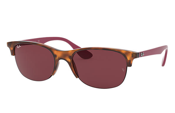 Ray-Ban 0RB4419-RB4419 Havana rosso; Viola SUN