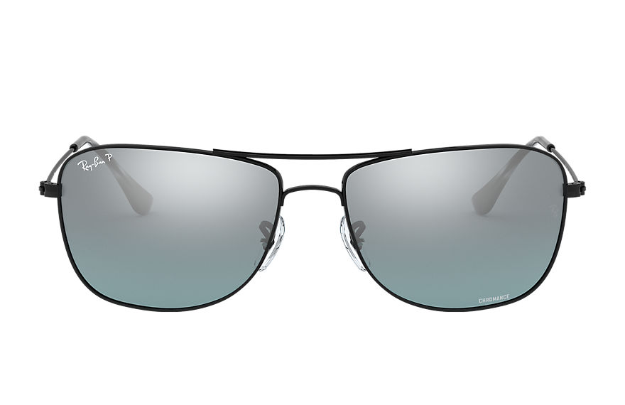 Ray-Ban  sunglasses RB3543 UNISEX 001 rb3543 chromance zwart 8056597035996