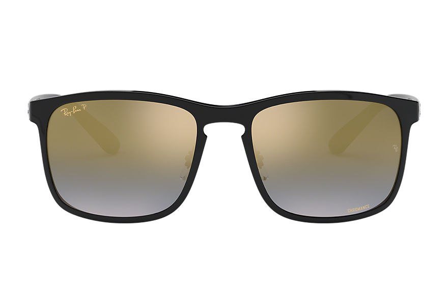Ray-Ban  sunglasses RB4264 MALE 002 rb4264 chromance zwart 8056597036023