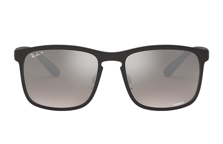 Ray-Ban  sunglasses RB4264 MALE 001 rb4264 chromance zwart 8056597036030