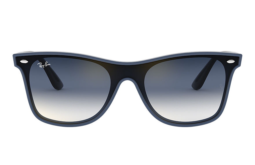 Ray-Ban  sunglasses RB4440N MALE 001 blaze wayfarer blue 8056597036115