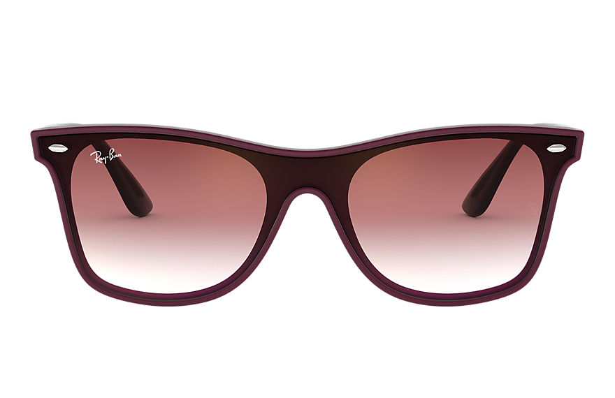 Ray-Ban  sunglasses RB4440N MALE 003 blaze wayfarer bordeaux 8056597036122
