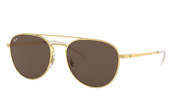 Ray-Ban 0RB3589-RB3589 Gold SUN