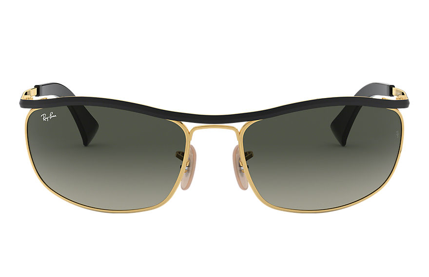 Ray-Ban  sunglasses RB3119 MALE 003 olympian black 8056597036719
