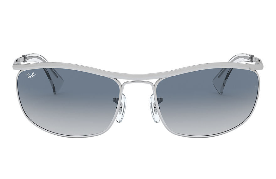 Ray-Ban  sunglasses RB3119 MALE 004 olympian silver 8056597036733
