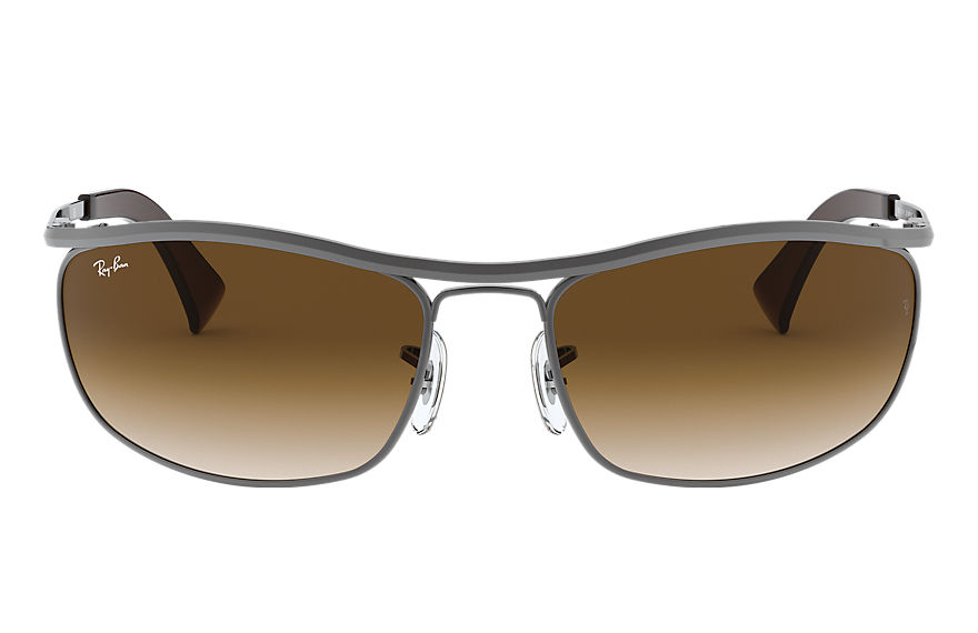 Ray-Ban  sunglasses RB3119 MALE 002 olympian gunmetal 8056597036757