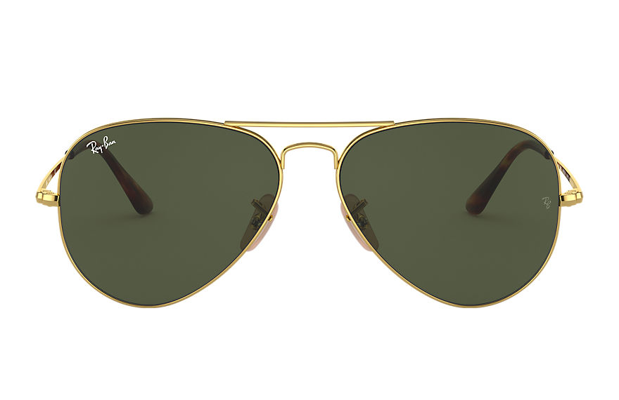 Ray-Ban  sunglasses RB3689 UNISEX 006 rb3689 gold 8056597039475