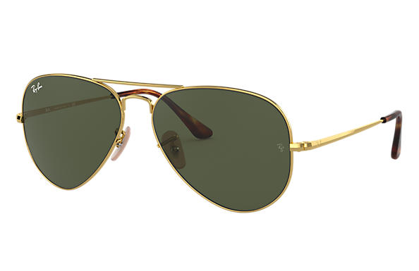 Ray-Ban 0RB3689-RB3689 Ouro SUN