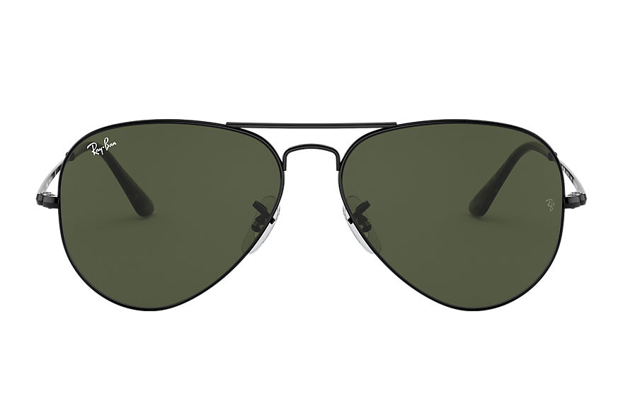 Ray-Ban  sunglasses RB3689 UNISEX 006 rb3689 czarny 8056597041904