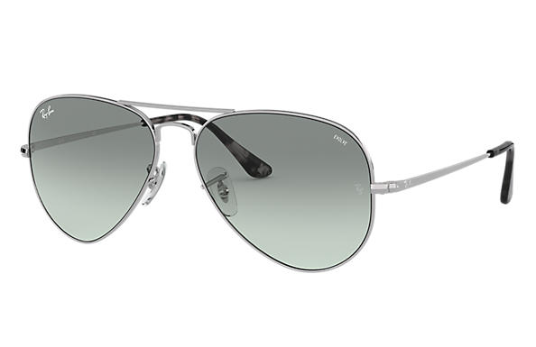 Ray-Ban 0RB3689-RB3689 WASHED EVOLVE Argent SUN