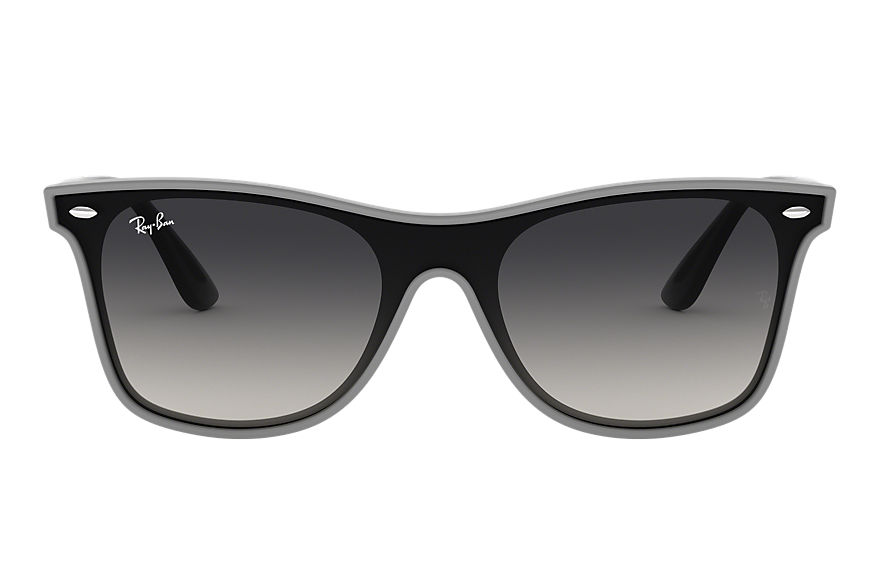 Ray-Ban  sunglasses RB4440NF MALE 011 blaze wayfarer 灰色 8056597042390