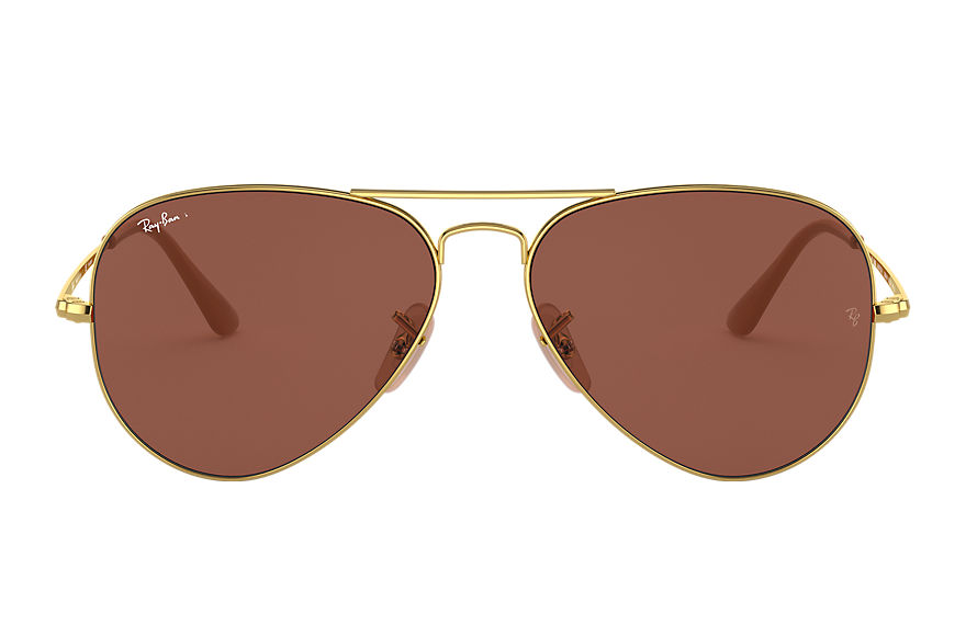 Ray-Ban  sunglasses RB3689 UNISEX 006 rb3689 gold 8056597044912